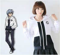 akatsuki jacket - Anime STRIKE THE BLOOD Akatsuki Kojou Cosplay Costume Unisex Hoodie Jacket Coat Thicken Hooded Zipper Warm Sweatshirt