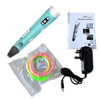 best digital printing - Best Digital D Art Drawing Pen For Kid Free ABS Filament DIY D Printing Pen with LCD Display Screen D Stereoscopic Printing Pen