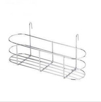 Wholesale Chrome Metal Wall Mounted Wire Shelving Basket
