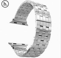 Cheap Original brand for apple watch Best luxury metal watch band for apple watch