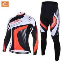 apparel warrior - 2015 Mens Cycling Apparel Long Sleeve Bicycle Riding Clothes Set High Quality Veobike Warrior Design