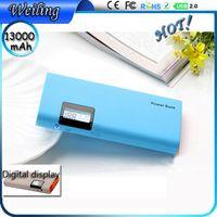 bank mobil - Hd digital display power bank mobil charger mah fast charger power banks for mobile ipad camera power bank supply