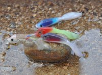 super worms - 2015 for Fishing Lures Pesca Jig cm g Super Soft Three dimensional Simulation Fish SOFT BAIT The Bait False