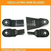 drywall - 4pcs set mm mm mm mm Oscillating Multi Tools Straight Saw Blades for Cutting Wood Plasitc Drywall Soft material