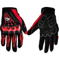 Wholesale Axe summer motorcycle gloves full automobile race motorcycle gloves knight ride cross country gloves male