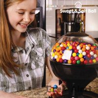 Wholesale 4 pieces Battery Operated Sensor Magic Candy Dispenser Motion Activated Snack Dispenser Nut Gum Ball