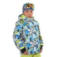 Wholesale Brand new Winter Kids Jackets Children Jackets waterproof kining Ski Snow Snowboard skate Warm boy girl Clothing