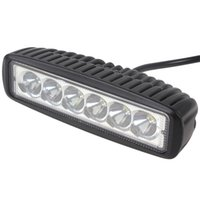 led light bar - 6 Inch W x W CREE LED Bar work Light as Worklight Flood Light Spot Light for Boating Hunting Fishing CLT_401