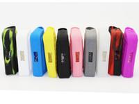 Precio de Caso ipv3-Caso de la cubierta de silicona de silicona bolsa de la caja de la MOD colorida piel funda de silicona para el IPV3 LI IPV4S Subox Mini KBOX