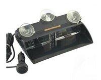 dash lights - LED Viper S2 Federal Signal Warning Light Police Flashing Intimidator LED Dash Light Strobe Light LED Emergency Lights V Car Front Light