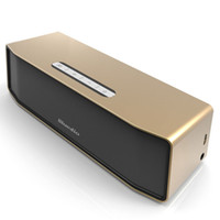 Wholesale Bluedio BS Camel Mini Bluetooth speaker Portable Wireless speaker Sound System D stereo Music surround gold