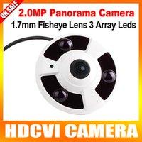 dome camera - New Arrivals Security MP1080P Panoramic Degree Fisheye Hd CVI Dome Camera Night Vision For CVI DVR