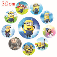baby turtle costumes - 2015 Despicable Me pin Badge Cartoon ninja turtle Tinplate Badge cm Costume Cosplay Toy Fashion Badges Baby Safety Gear Safety Accessorie