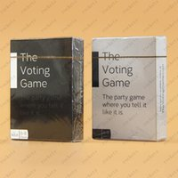 Wholesale The Voting Game The Adult Party Game About Your Friends Christmas Toys