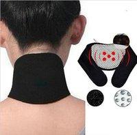 Wholesale Tourmaline Therapy Neck Massager Cervical Vertebra Heating Belt