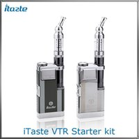 Cheap Innokin iTaste VTR Kit Best Innokin Electronic Cigarette Variable Voltage Wattage Vaporizer With iClear 30S Clearomizer Mechanical Mods eCig