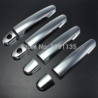 Wholesale New Chrome Door Handle With Passenger Keyhole Cover For Toyota Corolla