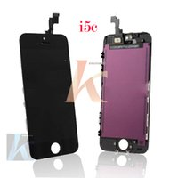 Cheap For Apple iPhone LCD Display Best iPhone 5C LCD Screen Panels Touch screen