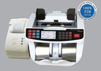 Wholesale EC950 Money Counter used money counter mixed denomination money counter with value function for GBP