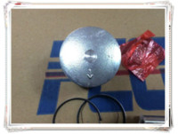Wholesale Motorcycle piston ring Yamaha100 DX100 piston ring Piston diameter of mm The piston pin is mm Two stroke