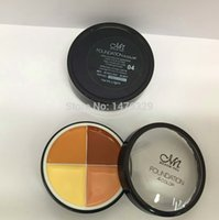Wholesale Hot selling new arrive makeup Menow C14002 flawless colors concealer face naked foundation