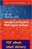 Wholesale Advances in Practical Multi Agent Systems Studies in Computational Intelligence