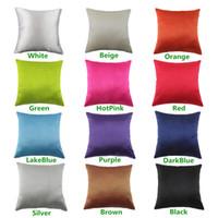 Barato Fabric sofa-Os recém-chegados Caso Almofada Home Textiles Decor Sofá slubbed Tecido fronha fronha 60 centímetros x 60 centímetros PX149 frete grátis