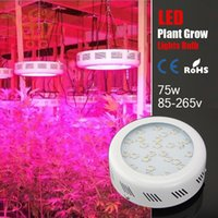 ufo led plant light - 3 years warranty w UFO Full Spectrum cree led grow light w led grow lamp for Indoor Plant Growing and Garden Greenhouse