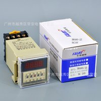 Wholesale DC24V DH48S Z JSS48A Z Second To Hour Minute Digital Time Delay Relay Time Relay