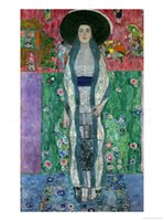 bauer oil paintings - Buy Christmas gift MRS ADELE BLOCH BAUER II CIRCA Gustav Klimt s oil painting reproduction hand painted