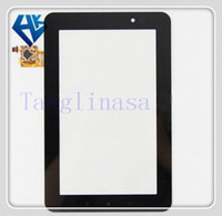 Wholesale Original quot inch Tablet front touch panel glass For Lenovo IdeaPad A1 A1 Touch screen digitizer lens