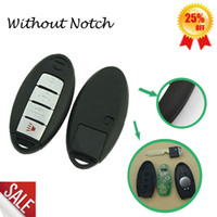 altima key - N0010 Keyless entry Transmitter car key Mhz ID46 without Notch button For Nissan Sentra Altima Maxima