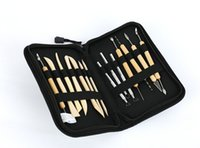 best molding - Best price Wooden Metal Pottery Sculpture Molding Carving Professional Clay Tool Kit