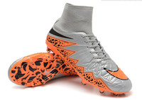 real football boots - Nike Football Shoes Real Carton Fiber Football Shoes FG ACC Soccer Cleats TPU Football Boots Outdoors Ball Sports Shoes Hi Cut Athletics x8