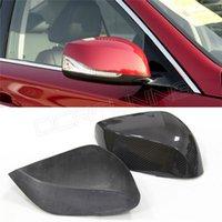 Wholesale Infiniti Q50 Q70 Carbon Fiber Rear View Mirror Add on type
