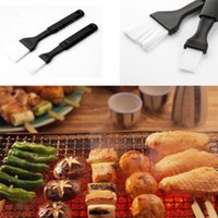 Wholesale 1pcs silicone Brush high temperature resistant silica gel baking tools Basting Brushes cooking tools MRL0052