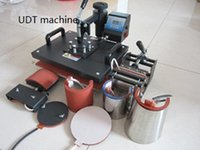 advance machine tools - scarf printervNew UDT Advanced Design In Combo Heat Press Plate Mug Cap TShirt heat press heat transfer machine Sublimation machine