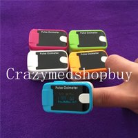 Wholesale 2015 Pulse Oximeter Finger Pulse Blood Oxygen SpO2 Monitor FDA CE Approved