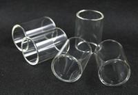 Wholesale Replacement Horizon Arctic Tank Pyrex Glass Tube Fit for Horizon Arctic Tank Atomizer Clearomizer Pyrex Glass Tube Free