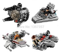 Wholesale Star Wars Warships Spaceship SY205 Building Blocks Sets Model Toys For Children