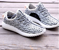Wholesale 2015 New Low Yeezy Boost Running Shoes Top Quality Fashion Men and Women Sneaker Kanye Omari West Yeezy Boost sport shoes