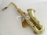 antique bakelite - Salma sts r54 b selmer tenor saxophone musical instrument antique brass wire drawing sax