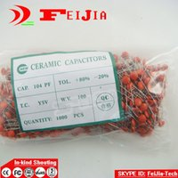 big capacitors - pack UF NF V Chip Ceramic Capacitors Big chip