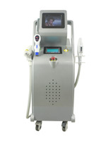 Wholesale Professional in1 YAG laser E LIGHT IPL RF Skin Care Hair Removal Beauty Machine