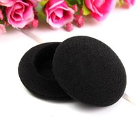 Wholesale 10 Ear Foam Pad Sponge Earpads Replacement HeadPhone Earbud Cover mm