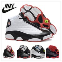 multi game - NIKE air jordan Basketball Shoes He Got Game Sneakers Grey Toe XIII Retro Barons Sports Shoes discount nike shoes