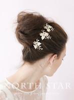 unique hair accessories - Unique Fascinators Wedding Headpieces Bridal Pearl Hair Clips Crystals Wedding Headpieces Hair Piece Crowns Butterfly Bridal Accessories