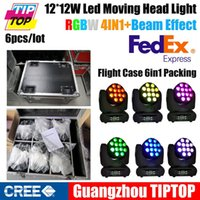 angle flights - Flight Case in1 W Cree Led Moving Head Beam Light RGBW Quad Color DMX Channels Beam Angle Degree V V
