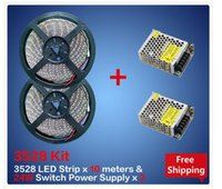 ac deals - meters V SMD LED Rope Light two W Power Supply Package Deal