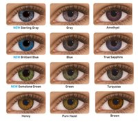 Wholesale freshlook DHL only days pairs all stock colors Freshlook Contact lenses lens crazy lens Color Contact Tones colors EYE